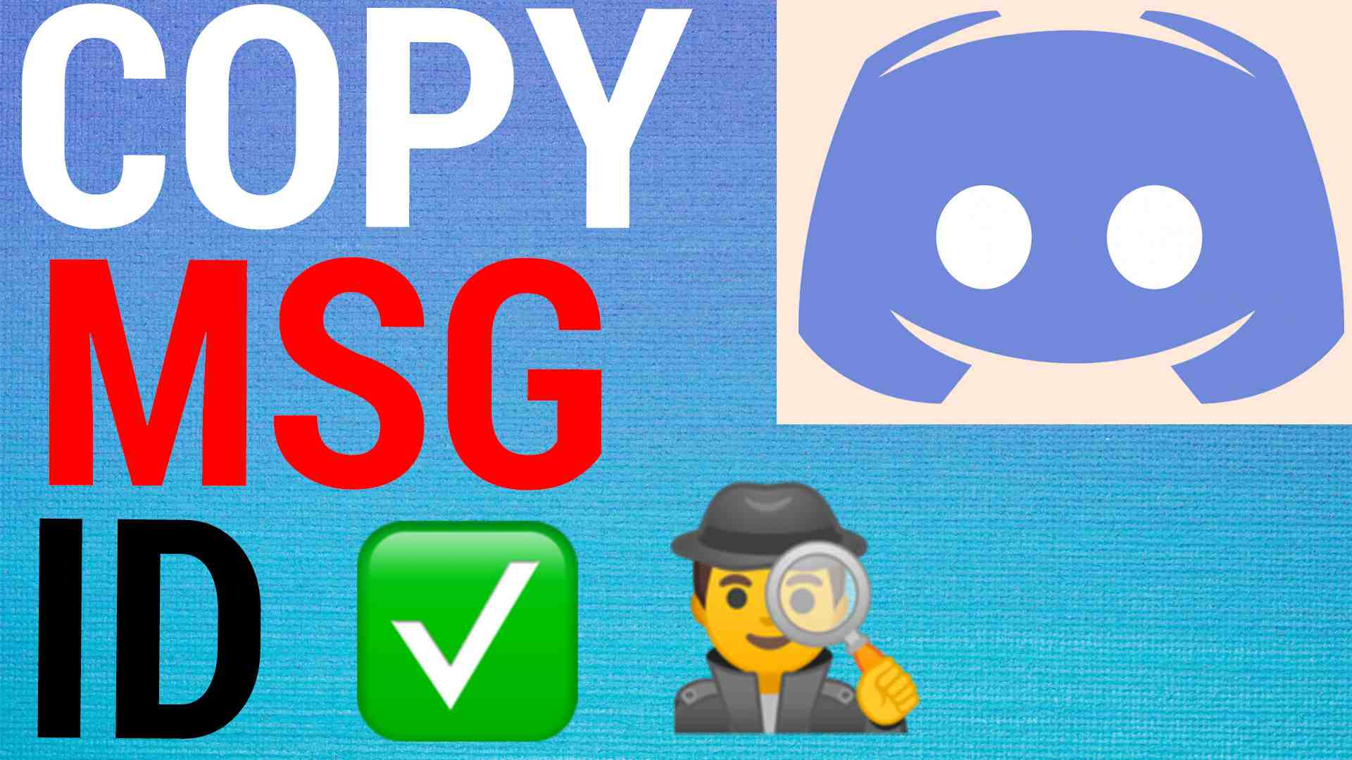 How To Copy Discord Message IDs