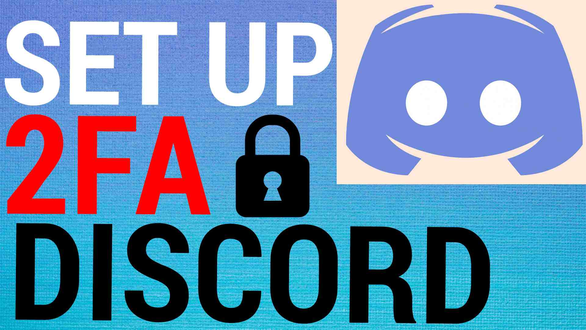 How To Set Up 2FA On Discord