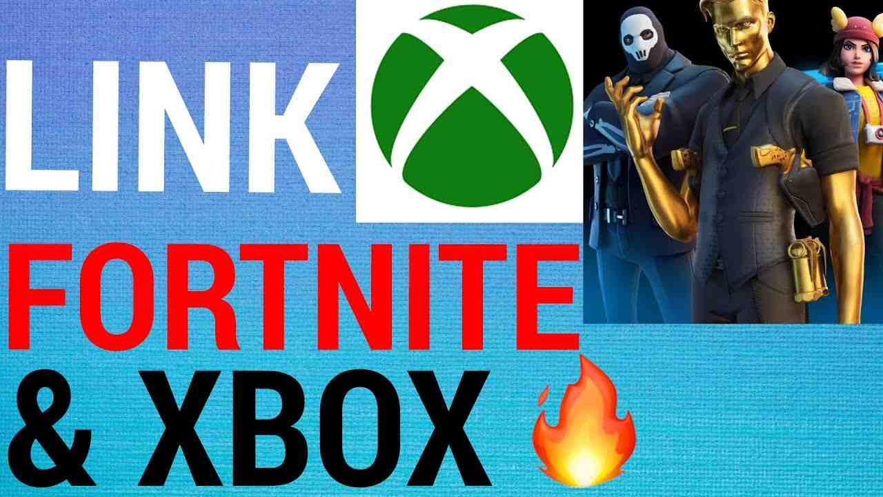 How To Link Xbox To Epic Games Account For Fortnite - Foxy ...