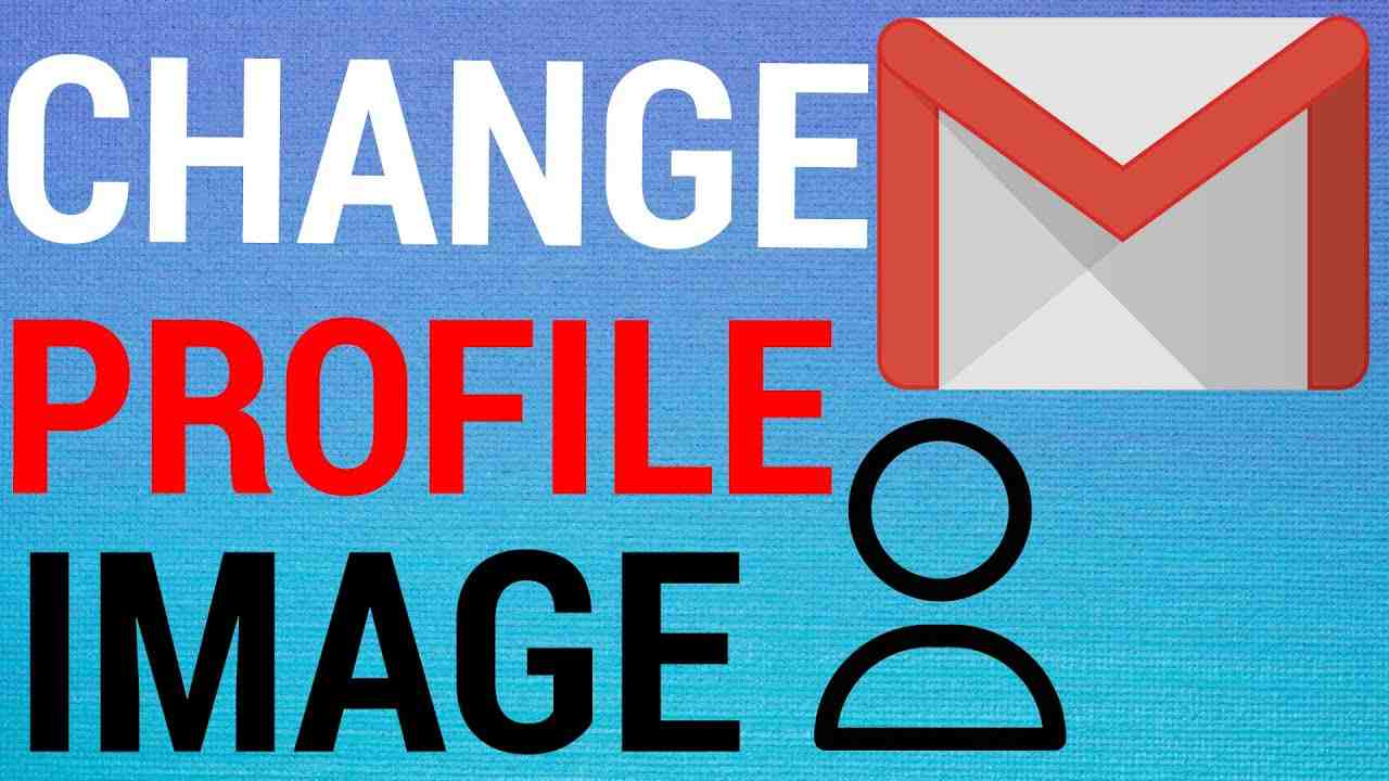 change gmail profile image android