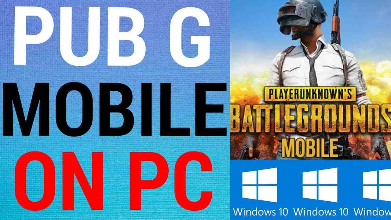 How To Get PUBG Mobile on PC!