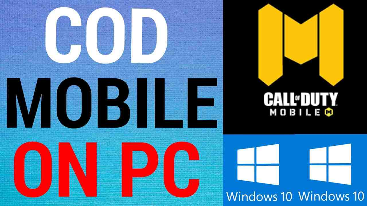 How To Get Call of Duty Mobile on PC