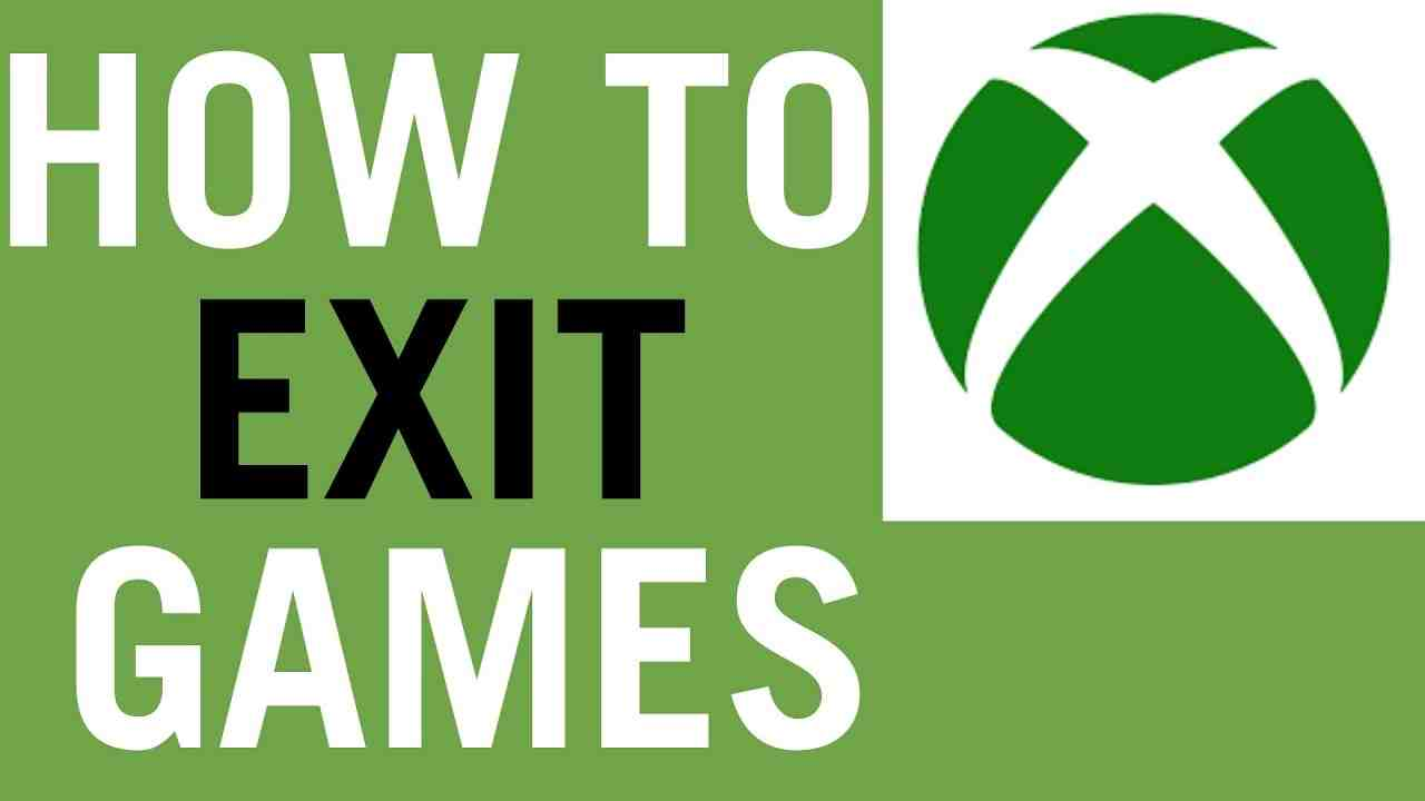 How To Fully Exit Games on Xbox One