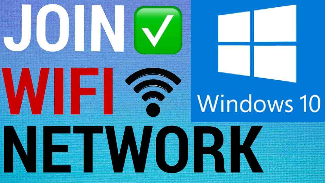 How To Connect To A WiFi Network on Windows 10