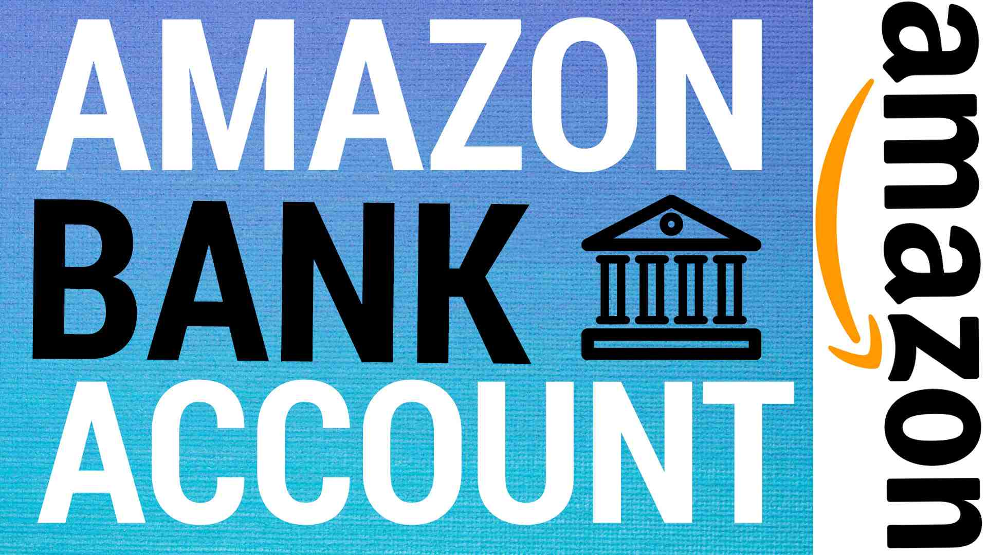 How To Add Bank Account To Amazon