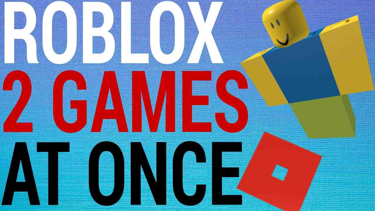 How To Play On 2 Roblox Accounts at Once