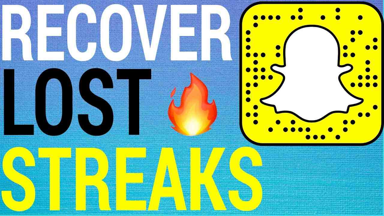 How To Get Your Snapchat Streak Back After Losing it