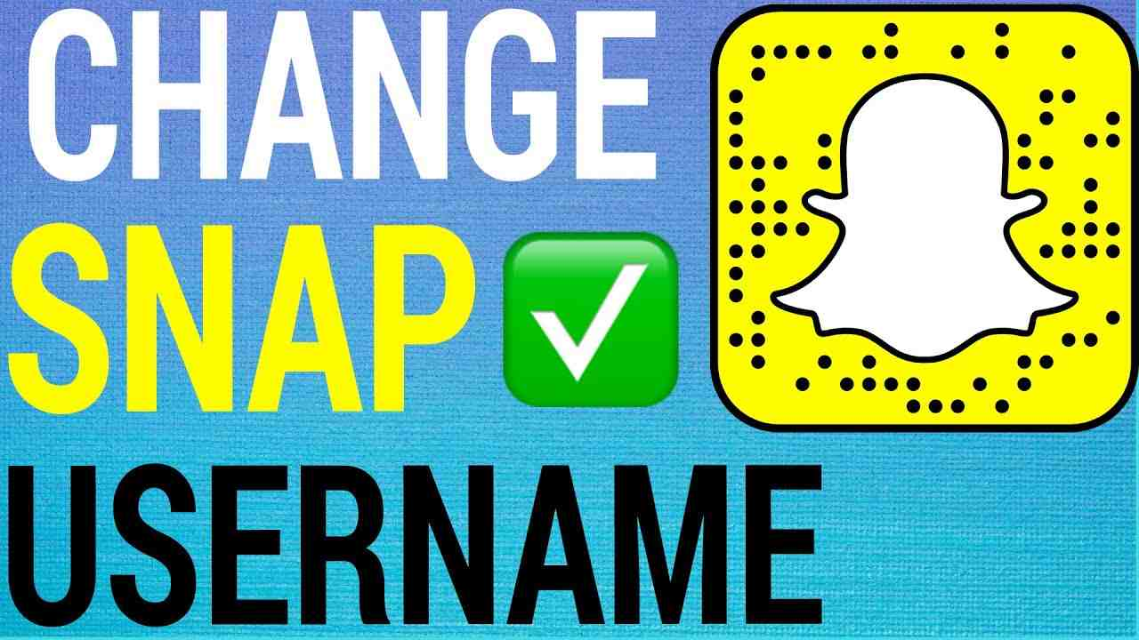How To Change Your Snapchat Name!