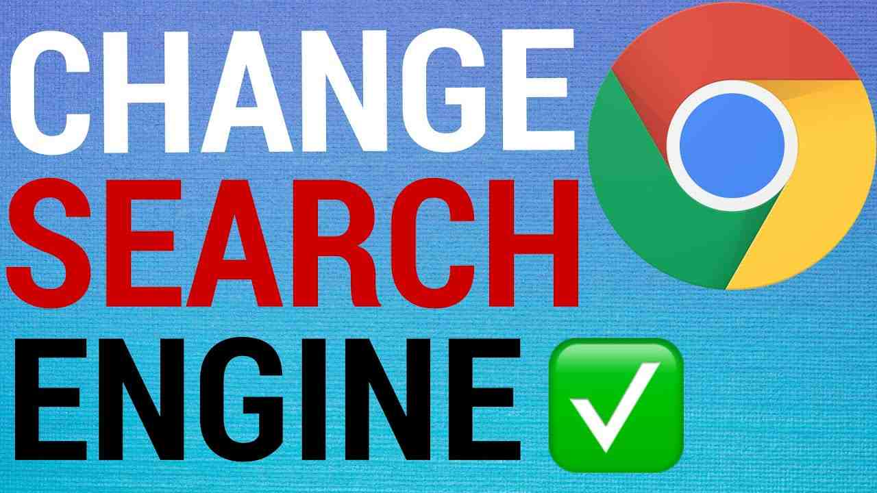 How To Change Default Search on Google Chrome (Desktop)