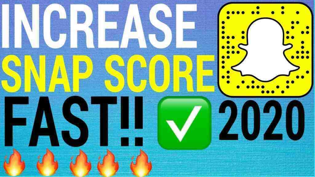 How To Increase Snap Score