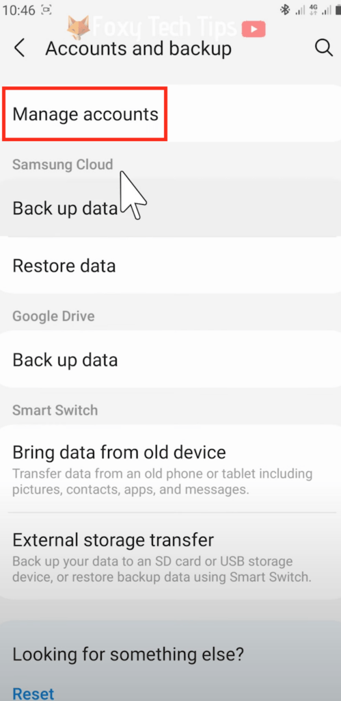 How to Add New Google Account To android