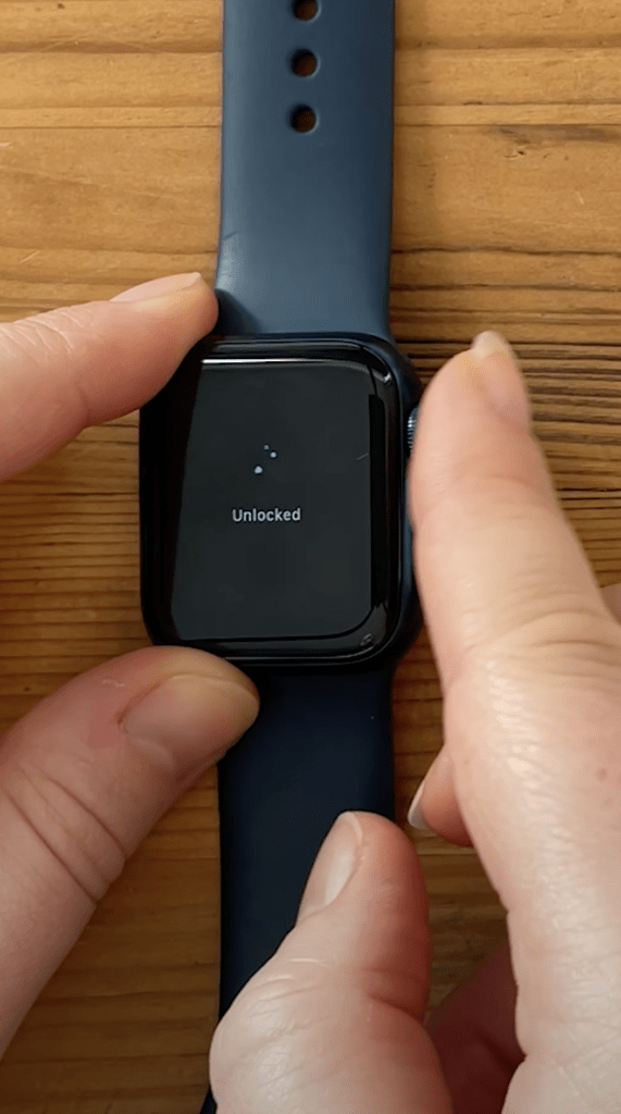 Apple Watch Eject Water And Water Lock