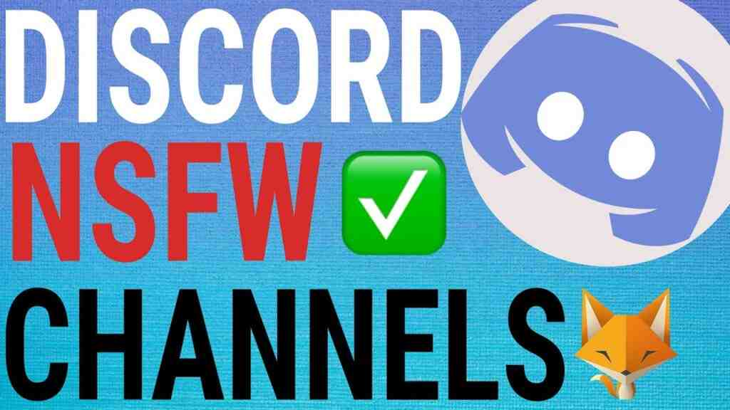 Create NSFW discord Channels Mobile